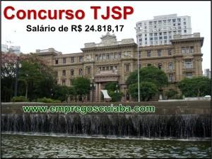 A Concurso TJSP