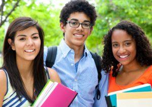 Mixed Race Students